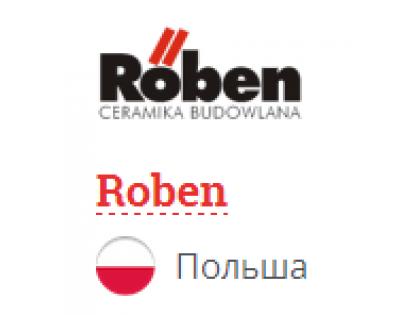 Техническая напольная плитка Roben