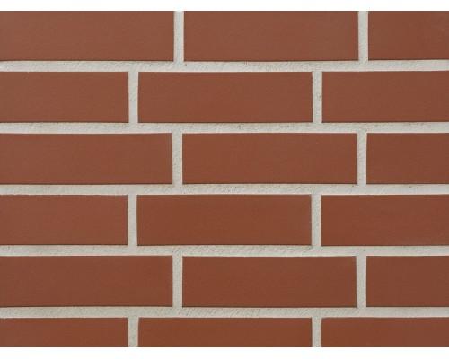 Клинкерная фасадная плитка Stroeher Keravette 215 patrizierrot, арт. 2110, NF11 240x71x11 мм