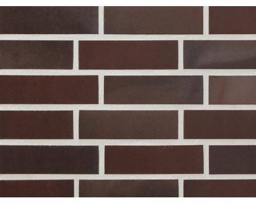 Клинкерная фасадная плитка Stroeher Keravette 825 sherry, арт. 7960, DF8 240x52x8 мм