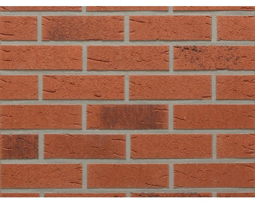 Клинкерная плитка Feldhaus Klinker R488NF terreno rustico carbo, NF9 240x71x9 мм
