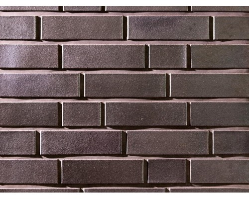 Клинкерная плитка Feldhaus Klinker R509NF geo ferrum liso, NF14 240x71x14 мм