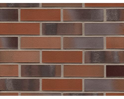 Клинкерная плитка Feldhaus Klinker R560NF carbona ardor colori, NF14 240x71x14 мм