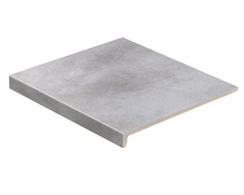Клинкерная ступень прямая Stroeher AERA T 705 betone 30, 9430, 294x340x35x11 мм