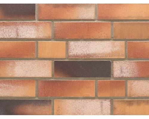 Клинкерная плитка Stroeher KONTUR WS 492 orange-bunt, NF12 240x71x12 мм
