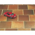 Клинкерная брусчатка Kerawil Flammenbunt 6 серия Classic, 200х200х52 мм