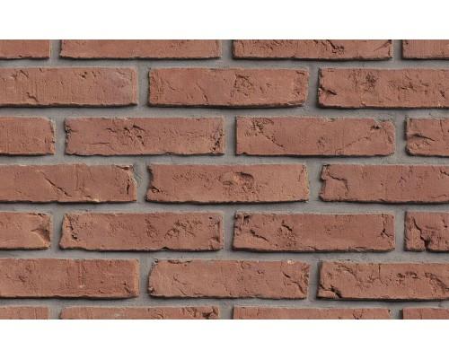 Клинкерная плитка Vandersanden FB WS Rood, WF 207x22x50 мм