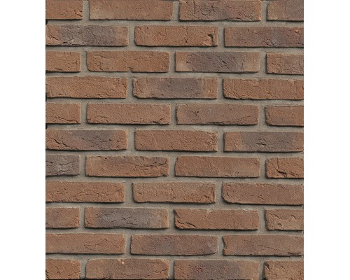 Клинкерный кирпич Vandersanden FB Sepia Ongesinteld, WF 207х98х50 мм