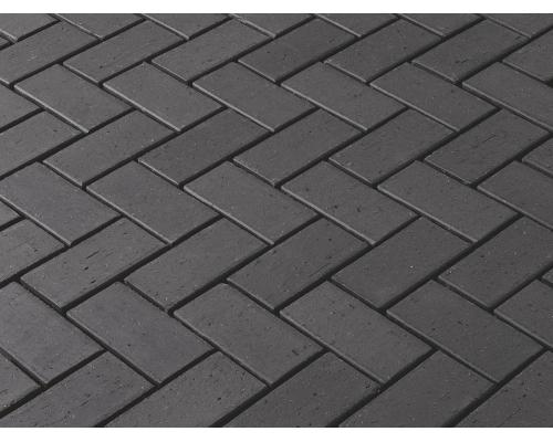Клинкерная брусчатка Vandersanden Milano O (Tybet Cien), 200x100x45 мм