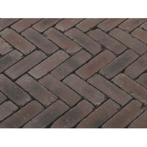 Клинкерная брусчатка Vandersanden Iseo Antika, 200x50x65 мм