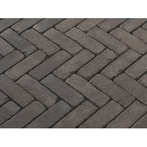 Клинкерная брусчатка Vandersanden Luca Antika, 200x50x65 мм
