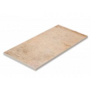 Террасные плиты Stroeher Gravel Blend 961 brown, 794x394x20 мм