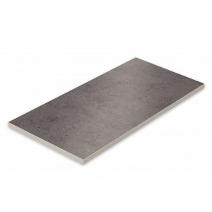 Террасные плиты Stroeher Gravel Blend 963 black, 794x394x20 мм