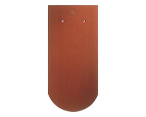 Черепица Бобровый хвост CREATON Biber Klassik Nuance, красный ангоб