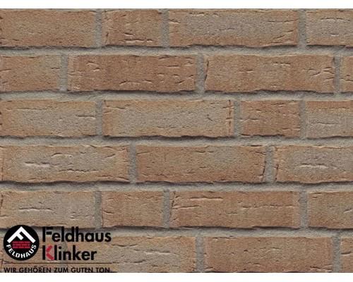 Клинкерная плитка Feldhaus Klinker R681NF sintra terracotta bario, NF14 240x71x14 мм