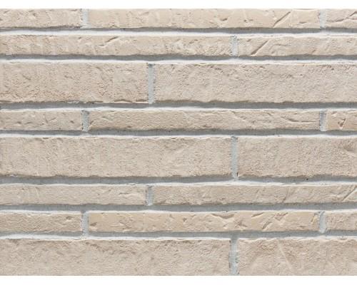 Фасадная плитка (ригель) Stroeher Zeitlos 351 kalkbrand, ригель 400x35x14 мм