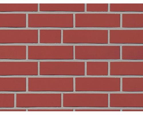 Клинкерная плитка Roben Melbourne ziegelrot, glatt, NF14 240x14x71 мм