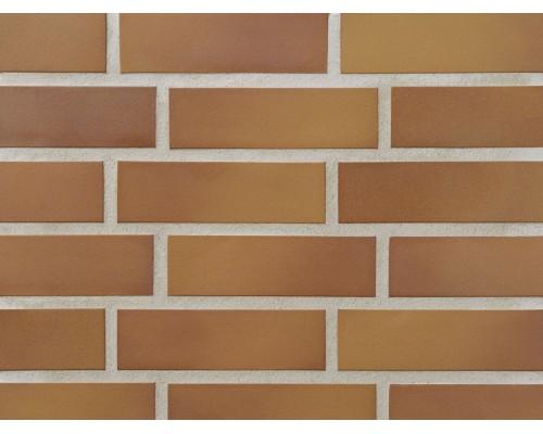 Клинкерная фасадная плитка Stroeher Keravette 307 weizengelb, арт. 7960, DF8 240x52x8 мм