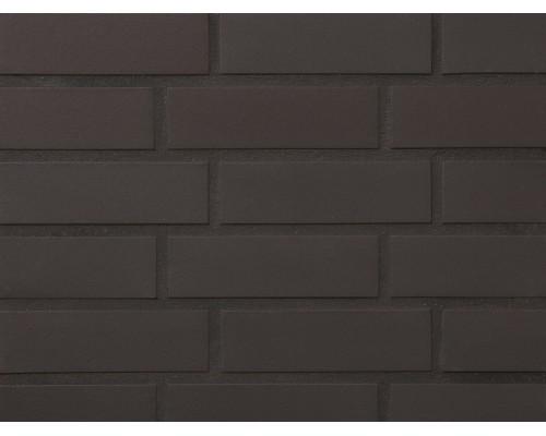 Клинкерная фасадная плитка Stroeher Keravette 330 graphit, арт. 7960, DF8 240x52x8 мм