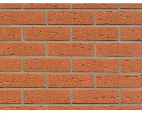 Клинкерная плитка Feldhaus Klinker R227NF terracotta rustico, NF9 240x71x9 мм