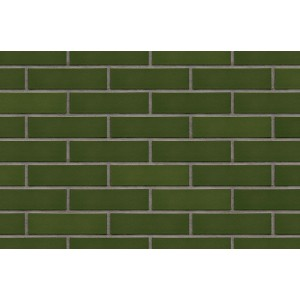 Глазурованная клинкерная плитка King Klinker 24 Green valley, RF 250x65x10 мм