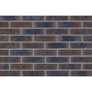 Клинкерная плитка для фасада King Klinker HF27 Blues shadow, NF 240x71x10 мм