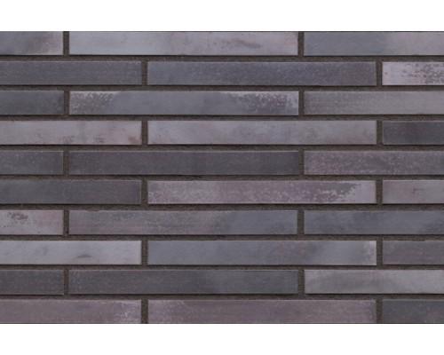 Плитка длинного формата King Klinker LF18 Obsidian shadow, LF 490X52x14 мм