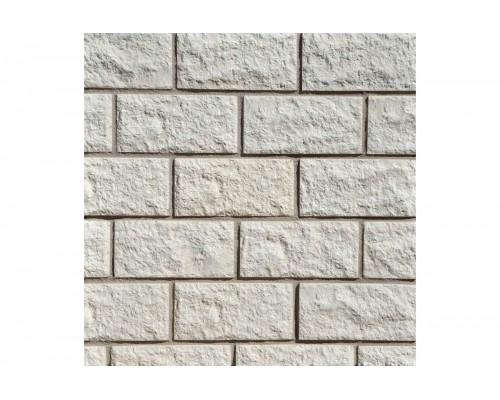 Цокольная плитка Almeria white